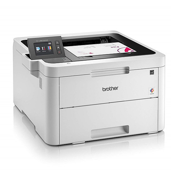 Imprimante laser Brother HL-L3270CDW - Autre vue