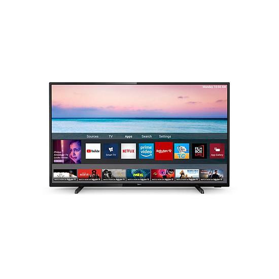 TV Philips 58PUS6504 TV LED UHD 146 cm - Autre vue