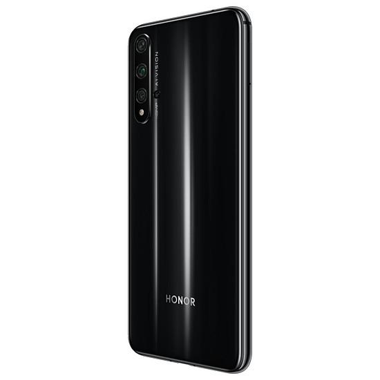 Smartphone et téléphone mobile Honor 20 (noir) - 128 Go - 6 Go - Autre vue