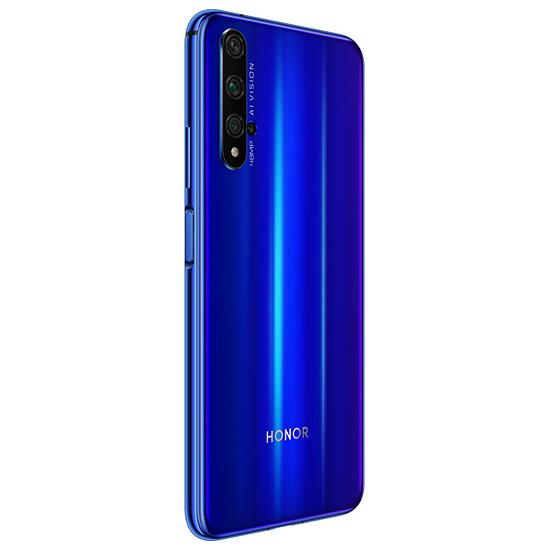 Smartphone et téléphone mobile Honor 20 (bleu) - 128 Go - 6 Go - Autre vue