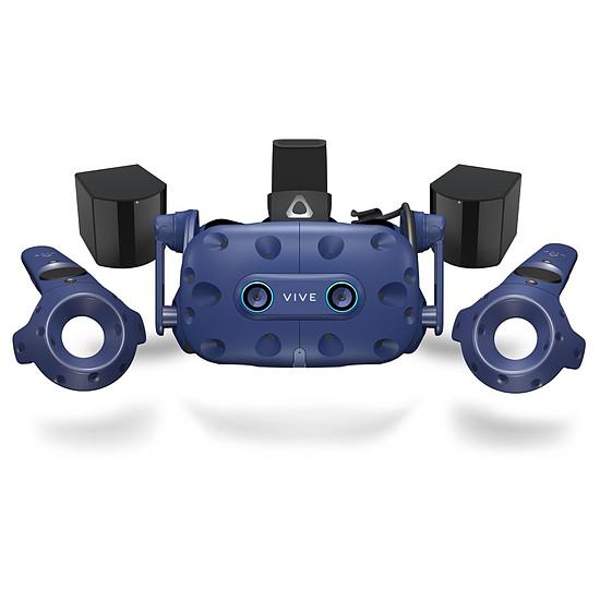 Réalité Virtuelle HTC Kit VIVE Pro Eye + Adaptateur sans-fil