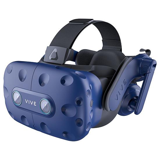 Réalité Virtuelle HTC Kit VIVE Pro Eye + Wireless Adaptator + Wireless Adaptator Clip - Autre vue