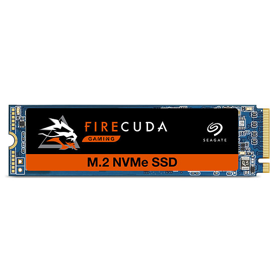 Disque SSD Seagate FireCuda 510 - 2 To