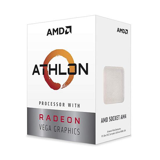 Processeur AMD Athlon 240GE (3.5 GHz)