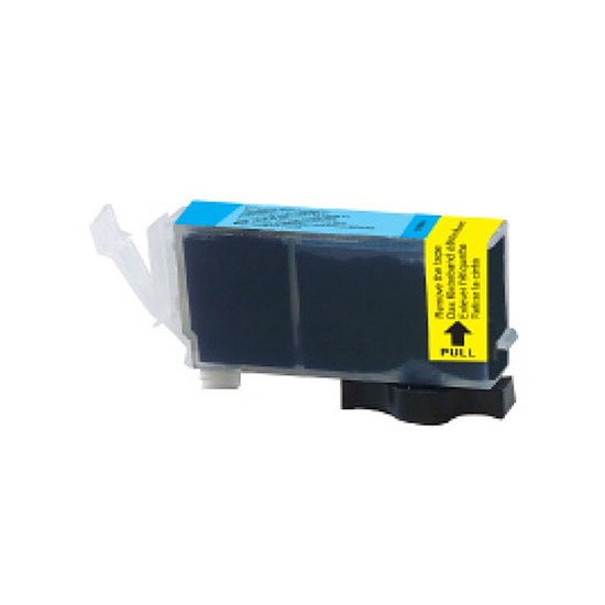 Cartouche imprimante Cartouche compatible CLI-526C - Cyan