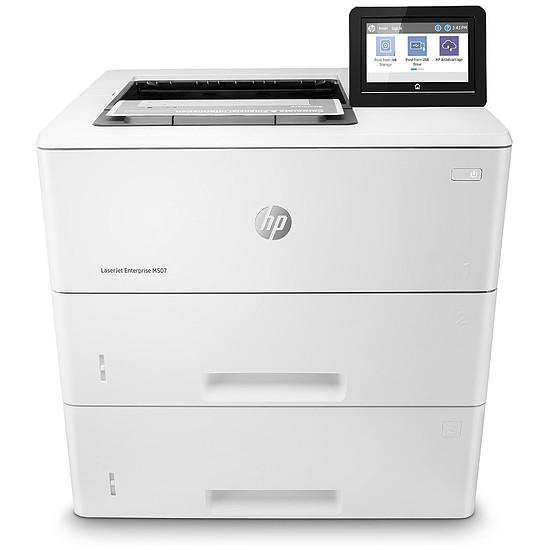 Imprimante laser HP LaserJet Enterprise M507x - Autre vue