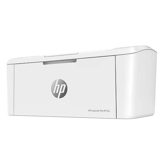 Imprimante laser HP LaserJet Pro M15a - Autre vue