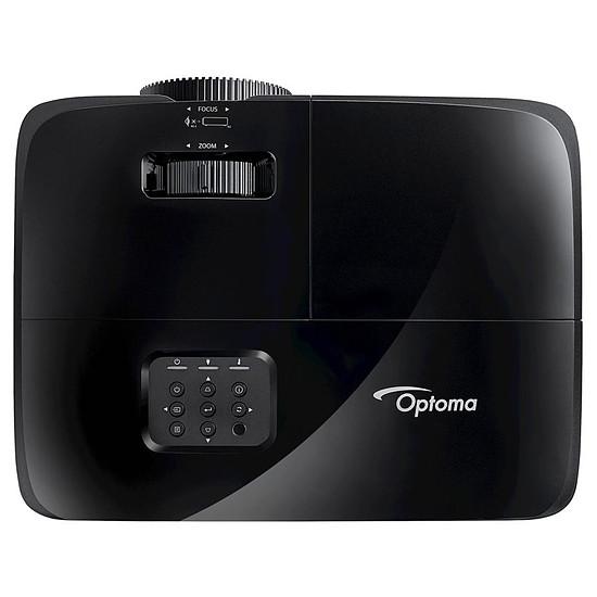 Vidéoprojecteur Optoma DW318e - DLP WXGA - 3700 Lumens - Autre vue