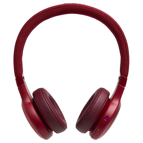 Casque Audio JBL LIVE 400 BT Rouge - Casque sans fil - Autre vue