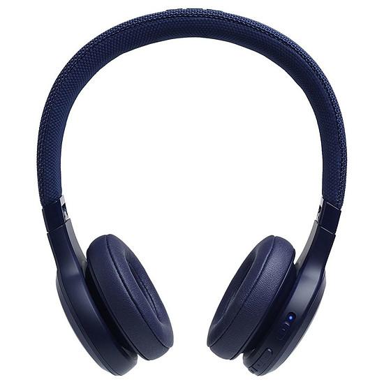 Casque Audio JBL LIVE 400 BT Bleu - Autre vue