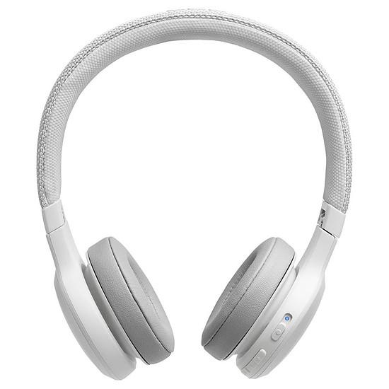 Casque Audio JBL LIVE 400 BT Blanc - Casque sans fil - Autre vue