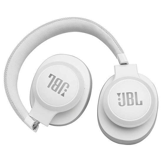 Casque Audio JBL LIVE 500 BT Blanc - Autre vue