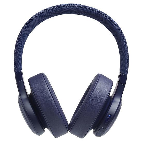 Casque Audio JBL LIVE 500 BT Bleu - Casque sans fil - Autre vue