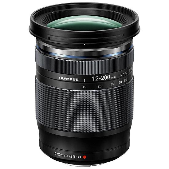 Objectif pour appareil photo Olympus M.ZUIKO DIGITAL ED 12-200mm f/3.5-6.3