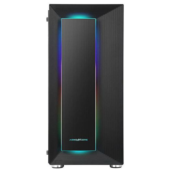 Boîtier PC Abkoncore Cronos 510S + Spider Spectrum 3-in-1 Remote Kit - Autre vue