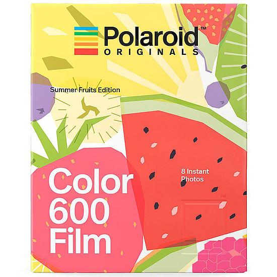 Accessoires Photo Polaroid Color 600 Film Summer Fruits