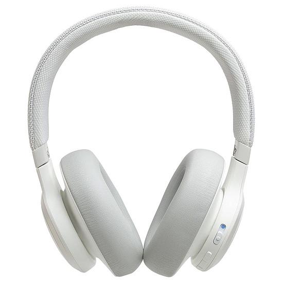 Casque Audio JBL LIVE 650 BT NC Blanc - Autre vue