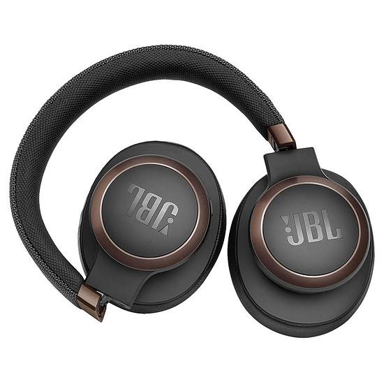 Casque Audio JBL LIVE 650 BT NC Noir - Casque sans fil - Autre vue