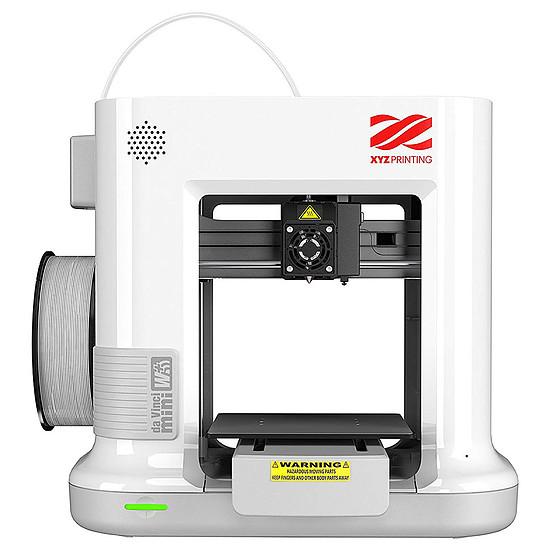 Imprimante 3D XYZprinting Da Vinci Mini Plus Blanche