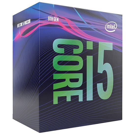 Processeur Intel Core i5 8600