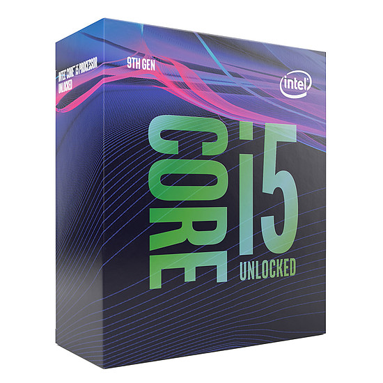Processeur Intel Core i5 8600K
