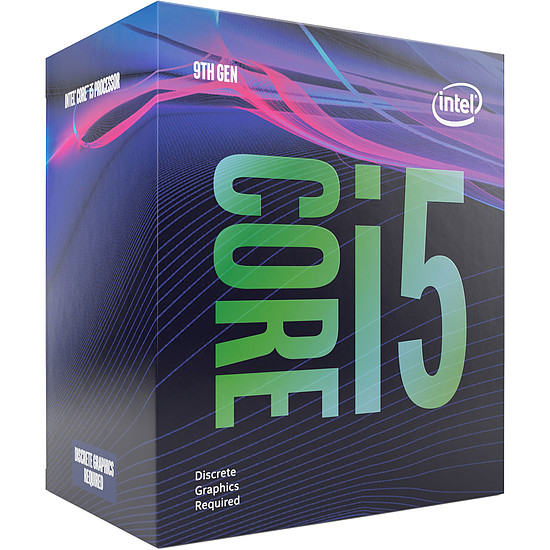 Processeur Intel Core i5 9400F