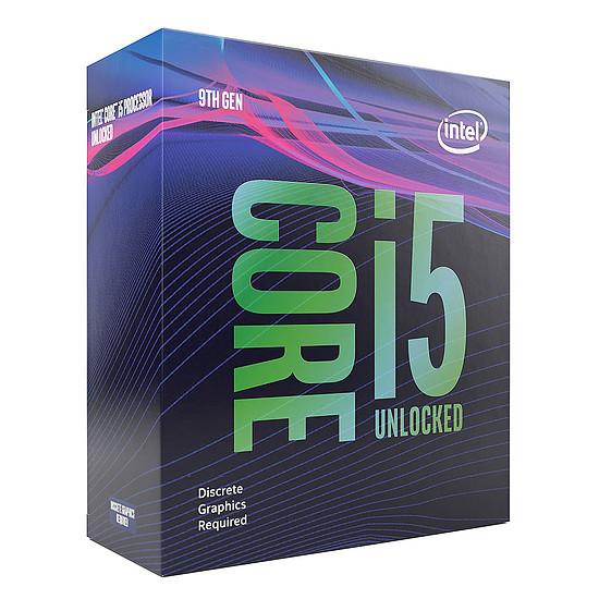 Processeur Intel Core i5 9600KF