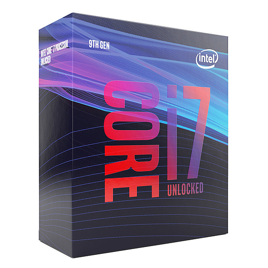Processeur Intel Core i7 8700K