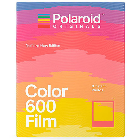 Accessoires Photo Polaroid Color 600 Film Summer Haze
