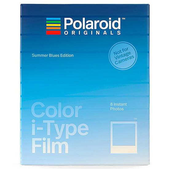 Accessoires Photo Polaroid Color i-Type Film Summer Blues
