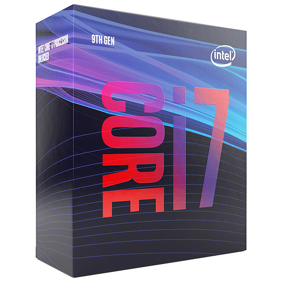 Processeur Intel Core i7 9700