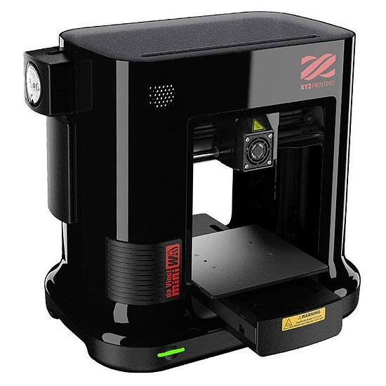 Imprimante 3D XYZprinting Da Vinci Mini Plus Noire - Autre vue