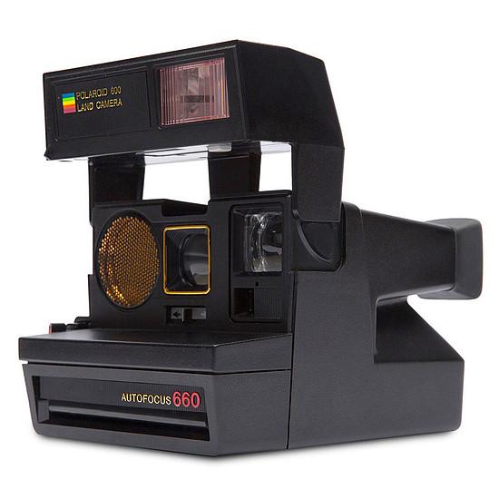plus tard pas cher détaillant Polaroid Sun 660 Autofocus