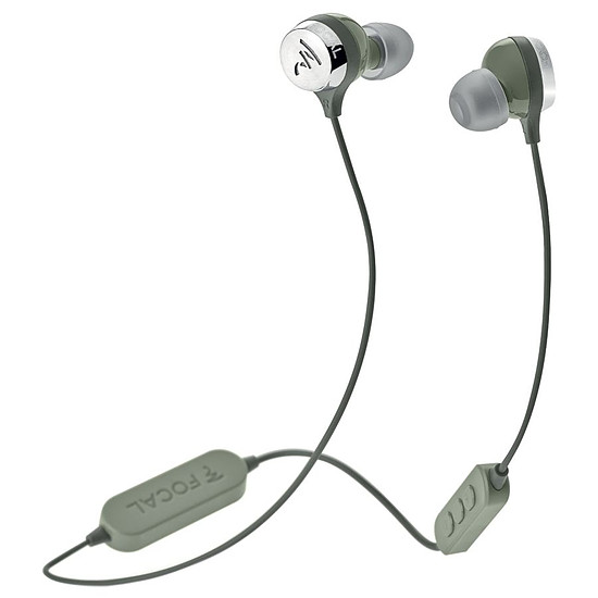 Casque Audio Focal Sphear Wireless Olive