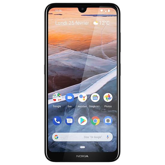 Smartphone et téléphone mobile Nokia 3.2 (gris) - 16 Go - 2 Go
