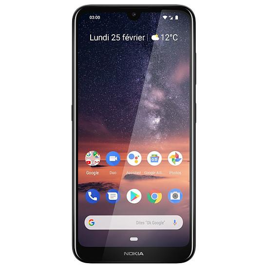 Smartphone et téléphone mobile Nokia 3.2 (noir) - 16 Go - 2 Go
