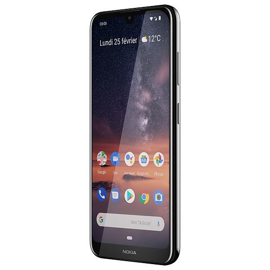 Smartphone et téléphone mobile Nokia 3.2 (noir) - 16 Go - 2 Go - Autre vue