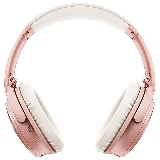 Casque Audio Bose QuietComfort 35 II (V2) Wireless Rose - Casque sans fil - Autre vue