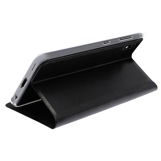 Coque et housse Akashi Etui Folio (noir) - Samsung Galaxy A10 - Autre vue