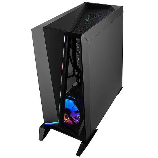 Boîtier PC Corsair Carbide SPEC-OMEGA RGB - Noir + HX750 - 750W - Autre vue
