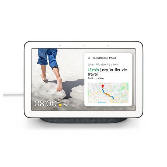 Enceinte sans fil Google Nest Hub Charbon - Enceinte connectée