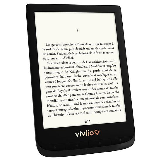 Liseuse numérique Vivlio Touch Lux 4 (noir) - 8 Go - Autre vue