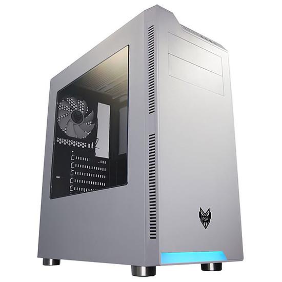 Boîtier PC FSP Fortron CMT240 - Blanc