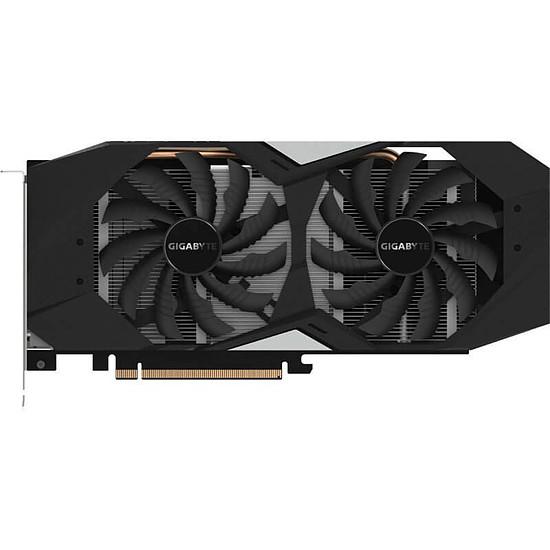 Carte graphique Gigabyte GeForce RTX 2070 WindForce 2x Black Edition - Autre vue