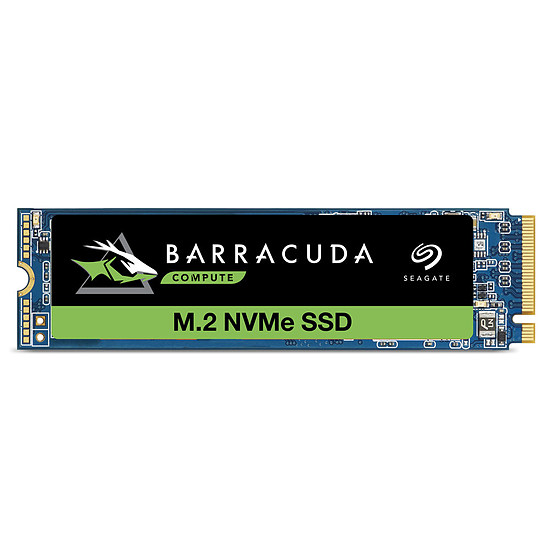 Disque SSD Seagate BarraCuda 510 - 512 Go
