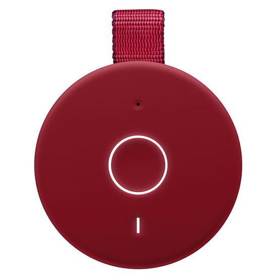 Enceinte sans fil Ultimate Ears Boom 3 Rouge - Autre vue