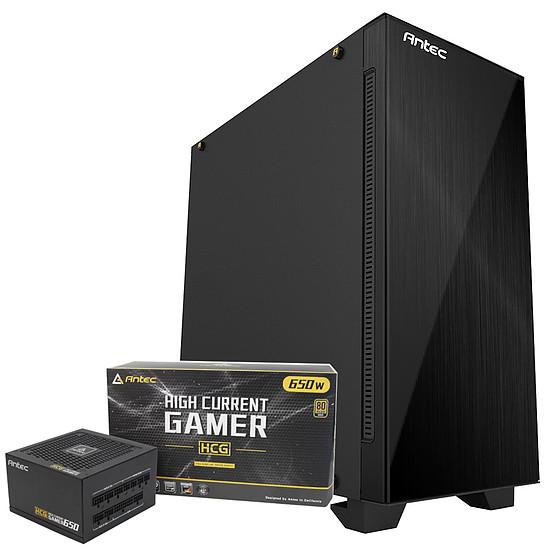 Boîtier PC Antec P110 Silent + HCG-650W Gold