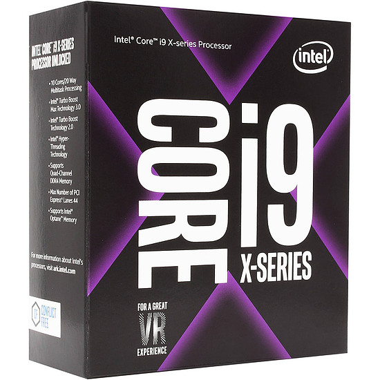 Processeur Intel Core i9 7940X