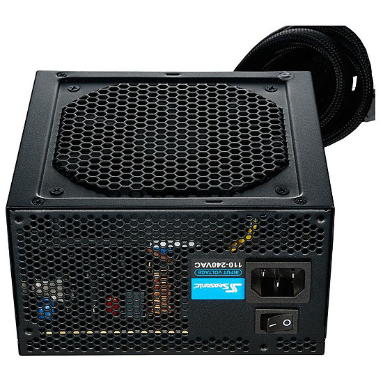 Alimentation PC Seasonic  S12III - 500 Bronze
