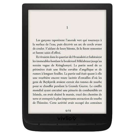 Liseuse numérique Vivlio InkPad 3 (noir) - 8 Go